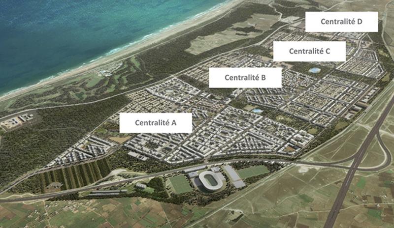 Mazagan : développement du résidentiel au sein du pôle urbain