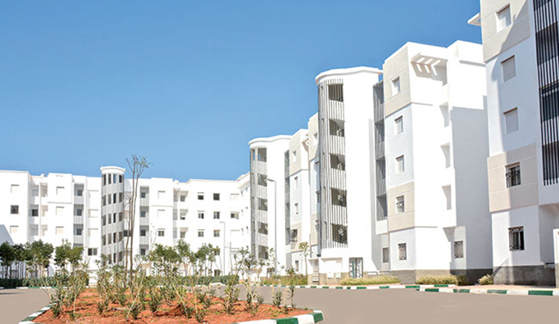 Production de logements : le Maroc réduit son déficit des 2/3