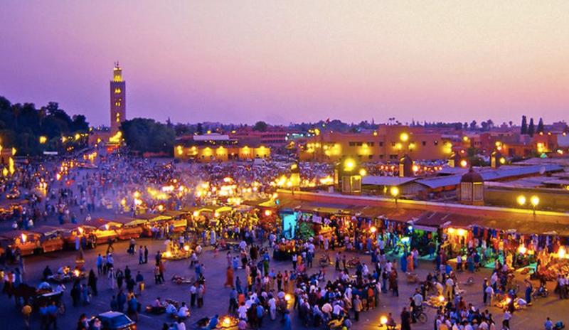 Marrakech : dans le Top 10 mondial des villes où « il fait bon vivre »