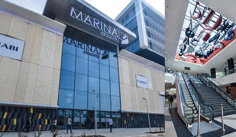 Casablanca : Marina Shopping, nouveau pôle commercial au cœur d'une offre résidentielle de standing