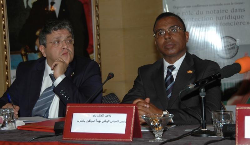 Conseil national des notaires : Me Yagou réélu pour un second mandat