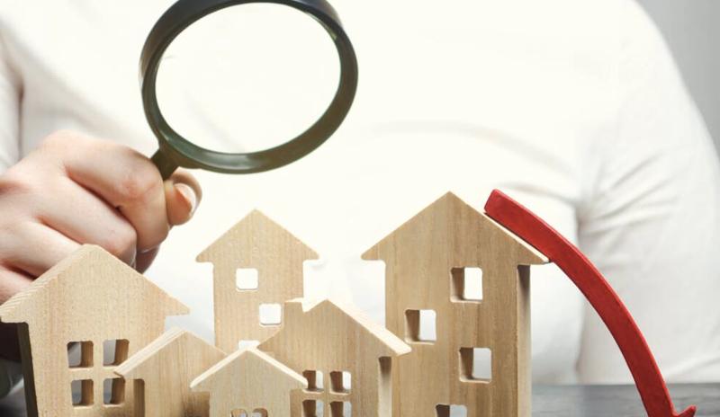 Immobilier : prix en recul et ventes en baisse sensible dans les grandes villes