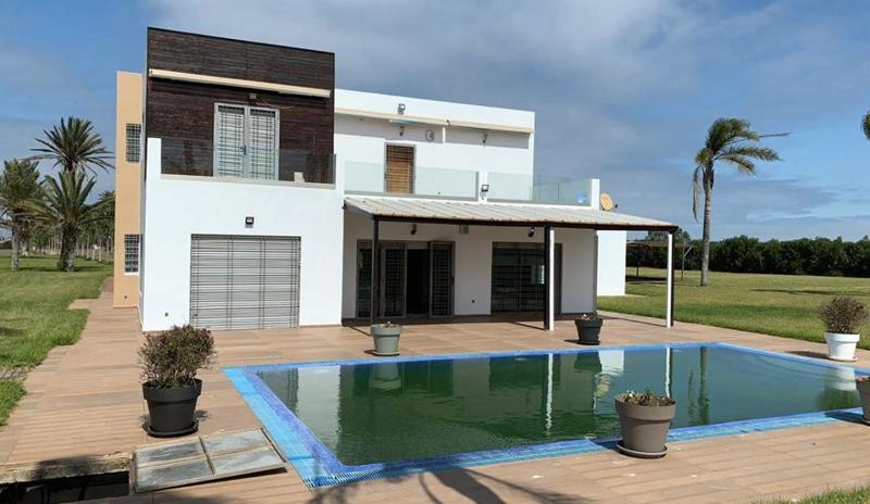 Conjoncture immobilière : progression de 39,7% des ventes de villas en 2018