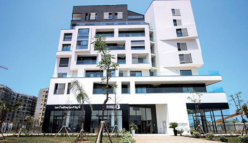 Casablanca/Faubourgs d'Anfa : Le projet développé par Bouygues Immobilier entièrement livré