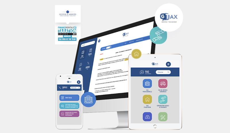 GENITAX, la solution digitale qui réconcilie avec la fiscalité marocaine