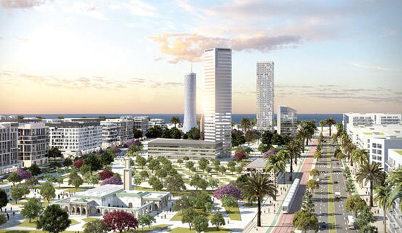Eco-cité de Zenata : le groupe Mfadel annonce des projets innovants
