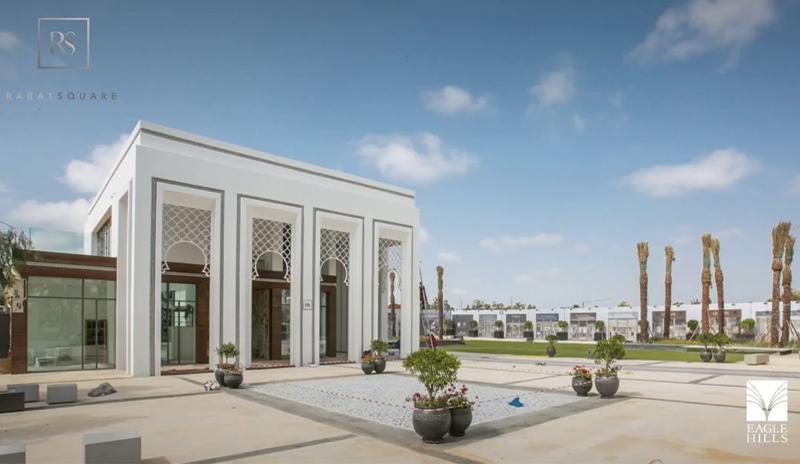 Rabat : Eagle Hills ouvre un bureau de vente au Rabat Square